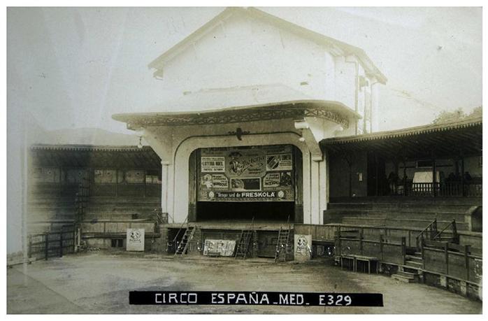 circo teatro espana