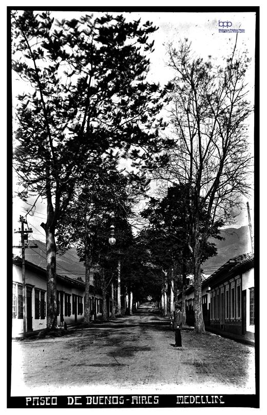 significado algunas calles medellin