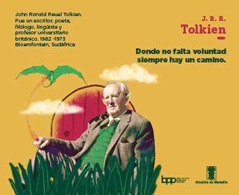 J.R.R. TOLKIEN Y  LAS CARTAS QUE ESCRIBIÓ PARA SUS PEQUEÑOS HIJOS EN LA NAVIDAD