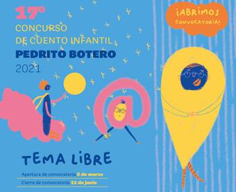 17º CONCURSO DE CUENTO INFANTIL PEDRITO BOTERO
